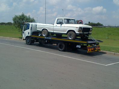 Cape Town to Gauteng Trailers, Caravans transport