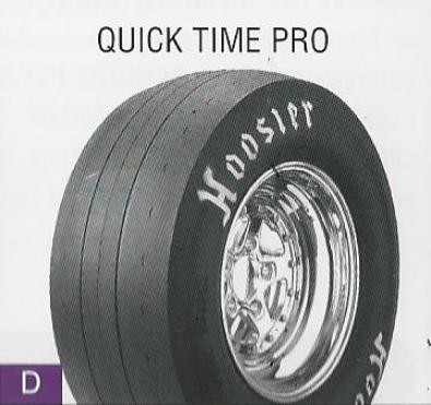 Hoosier Racing tyres