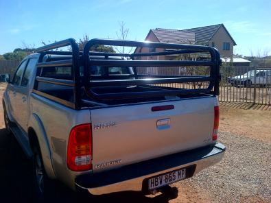 2019 Car Accessories Cattle Rails