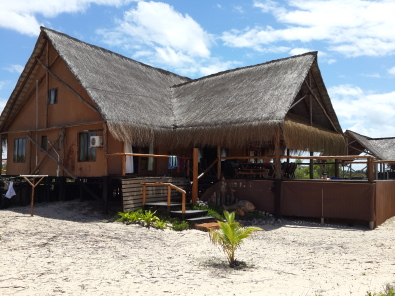 Mozambique/Inhambane/Barra..Luxury house on beach.sleep 14 people