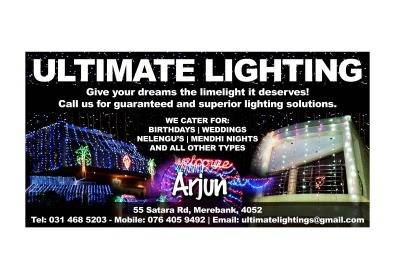 Ultimate Lighting Junk Mail
