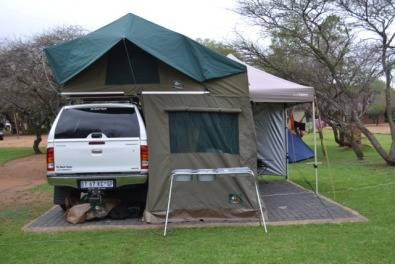 Tentco Safari Rooftop 1.4m Protent & Tentco Safari Rooftop 1.4m Protent   Junk Mail