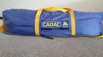 CADAC Sunseeker 2 Man Wedge Dome Tent & CADAC Sunseeker 2 Man Wedge Dome Tent   Junk Mail