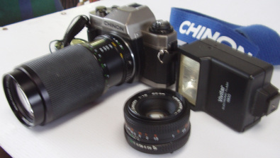 Chinon CM7 Camera