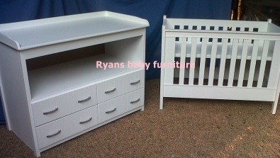 Cottage std cot + compactum set