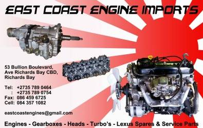 HONDA 2.0 PRELUDE B20A   Engines