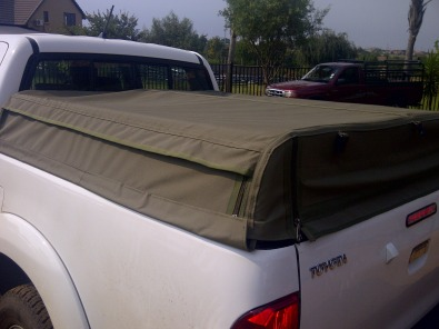 Bakkie canvas canopy & Bakkie canvas canopy | Junk Mail