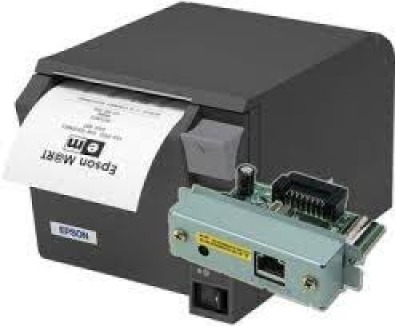 Epson TM-T70 Ethernet Printer