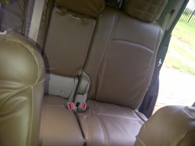 Seat covers custom made