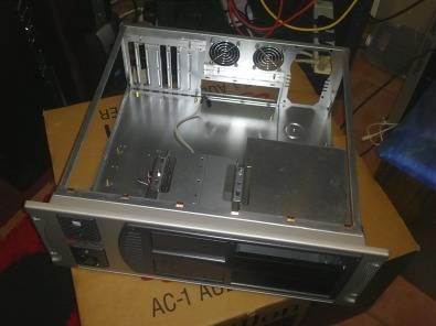 Pro Audio Rack mount PC Chassis