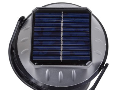 NO POWER? 36 LED Rechargeable Ultra Bright Solar Lantern, 6 ways to charge!