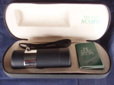 The Golf Scope 8 x 21mm