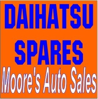 DAIHATSU SPARES. SERVICE AND REPAIRS
