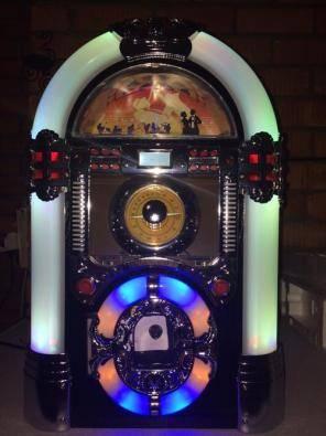 Mini Jukebox for Sale | Junk Mail