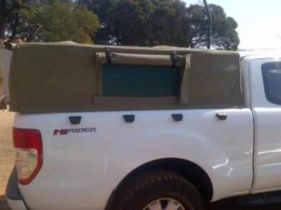 Ford Ripstop canvas canopy
