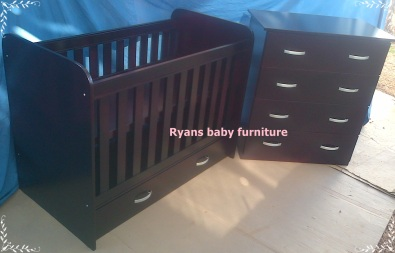 New Baby and toddler furniture