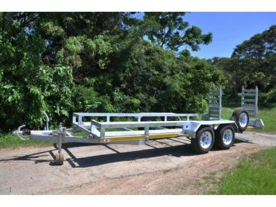 Double Axle Car Trailer For Sale Junk Mail
