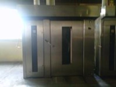 RACK ROTARY OVENS RECONDITIONED