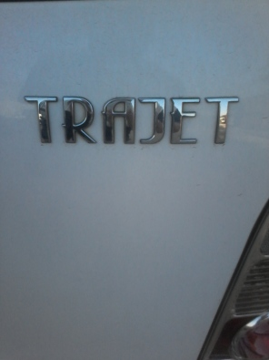 Trajet 2.0 Crdi now stripping for spares.