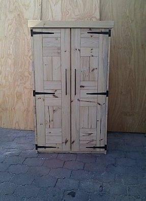 Kitchen Cupboard Farmhouse series Free standing 1700 slimline