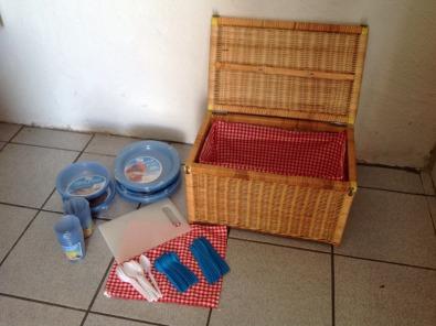 Picnic basket New