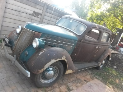 1936 ford 4 door sedan for restoration junk mail for 1936 ford 4 door sedan for sale