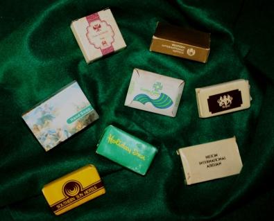 International Hotel Soaps Miniatures
