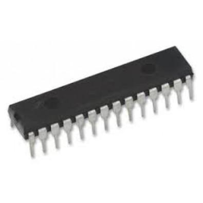 ATMEGA328P-PU 28 pin DIP ATMEL with Arduino Uno Bo
