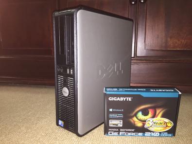Dell Optiplex 780 + Geforce 210 graphics card   Junk Mail