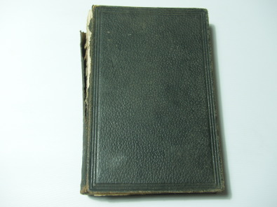 Antique German Bible