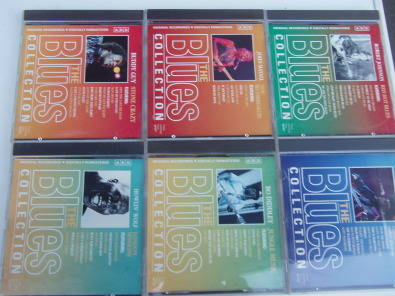 The Blues Collection - CD's - 6 CD's
