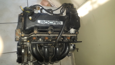 Ford Rocam Engines 1
