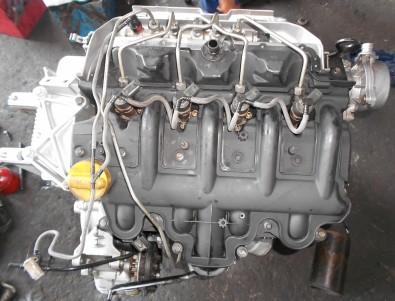Nissan Interstar & Iveco recon engine on exchange