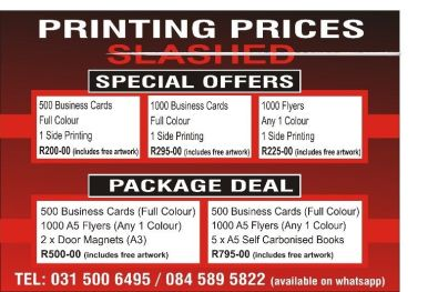 Specials on business cards and flyers junk mail specials on business cards and flyers reheart Image collections