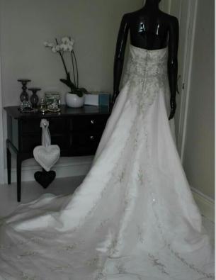Wedding dress Mori Lee