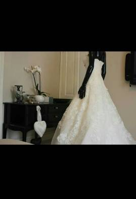 Wedding Dress Donna Lee Lana