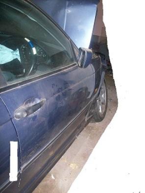 Accident Damaged Bmw 318i Junk Mail