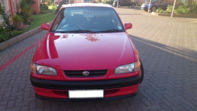 R30000 Toyota Corolla RSI For Sale | Junk Mail