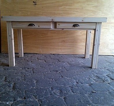 Study desk Farmhouse series 1500 with drawers