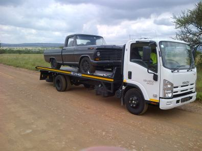 Classic Car Transport Durban to Johannesburg.