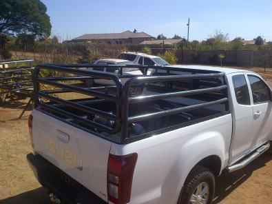 Cattle frame