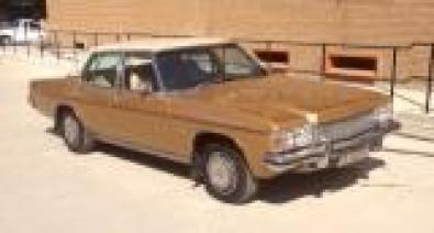 1978 Chevrolet Caprice Classic | Junk Mail