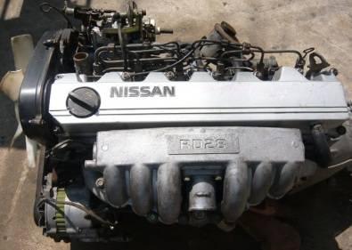 NISSAN SAFARI 2 8L DIESEL ENGINE RD28 | Junk Mail