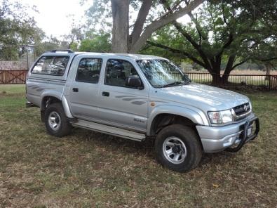 Toyota Hilux 2003 Kzte Dc Raider 3 0 Diesel Junk Mail
