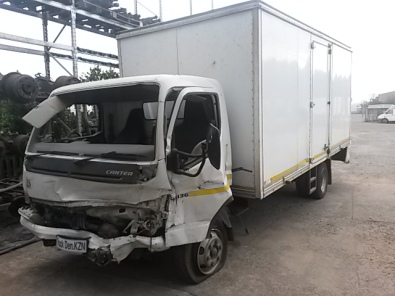 2012 CANTER FUSO 7.1