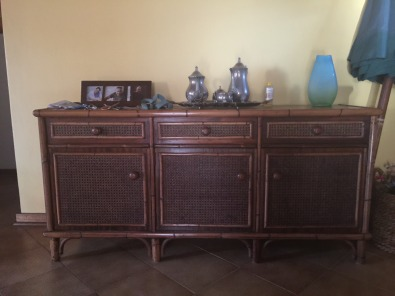 Bamboo Furniture Set for sale