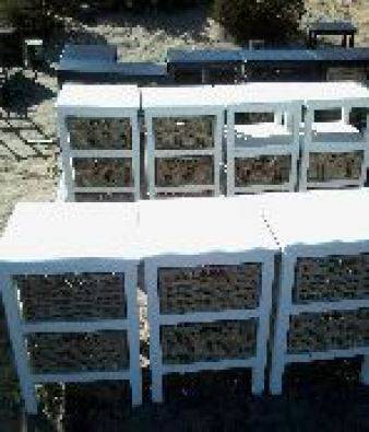 chest of drawers ,3 drawers, 2 drawers,