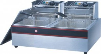 FRYER ELECTRIC DOUBLE