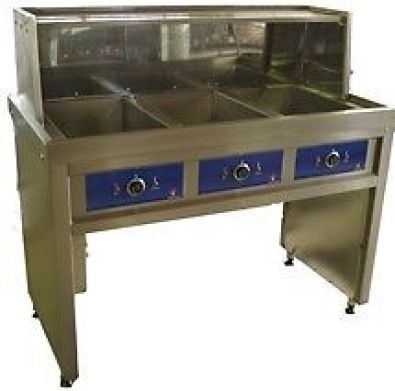FRYER HEAVY DUTY ELECTRIC 20L X 2