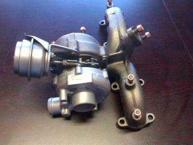 VW JETTA 4 1 9 TDI TURBOCHARGER | Junk Mail